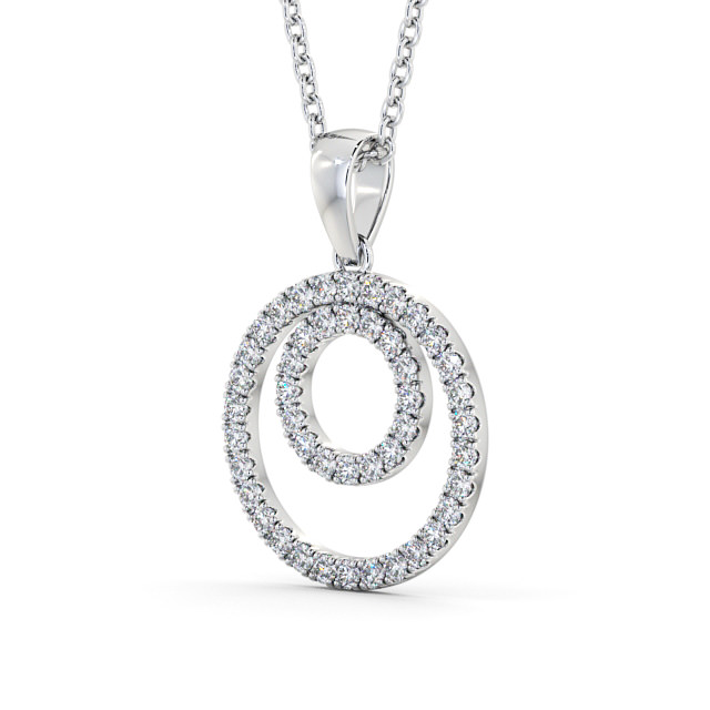 Diamond pendants Hatton Garden