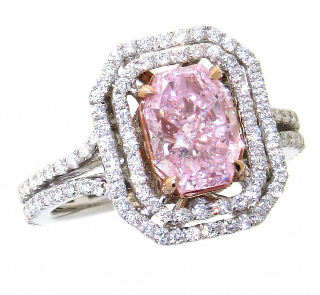 Pink Diamond Jewellery London
