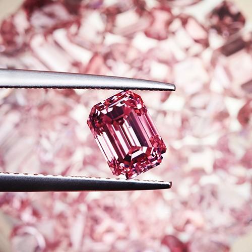 Loose pink diamonds for sale