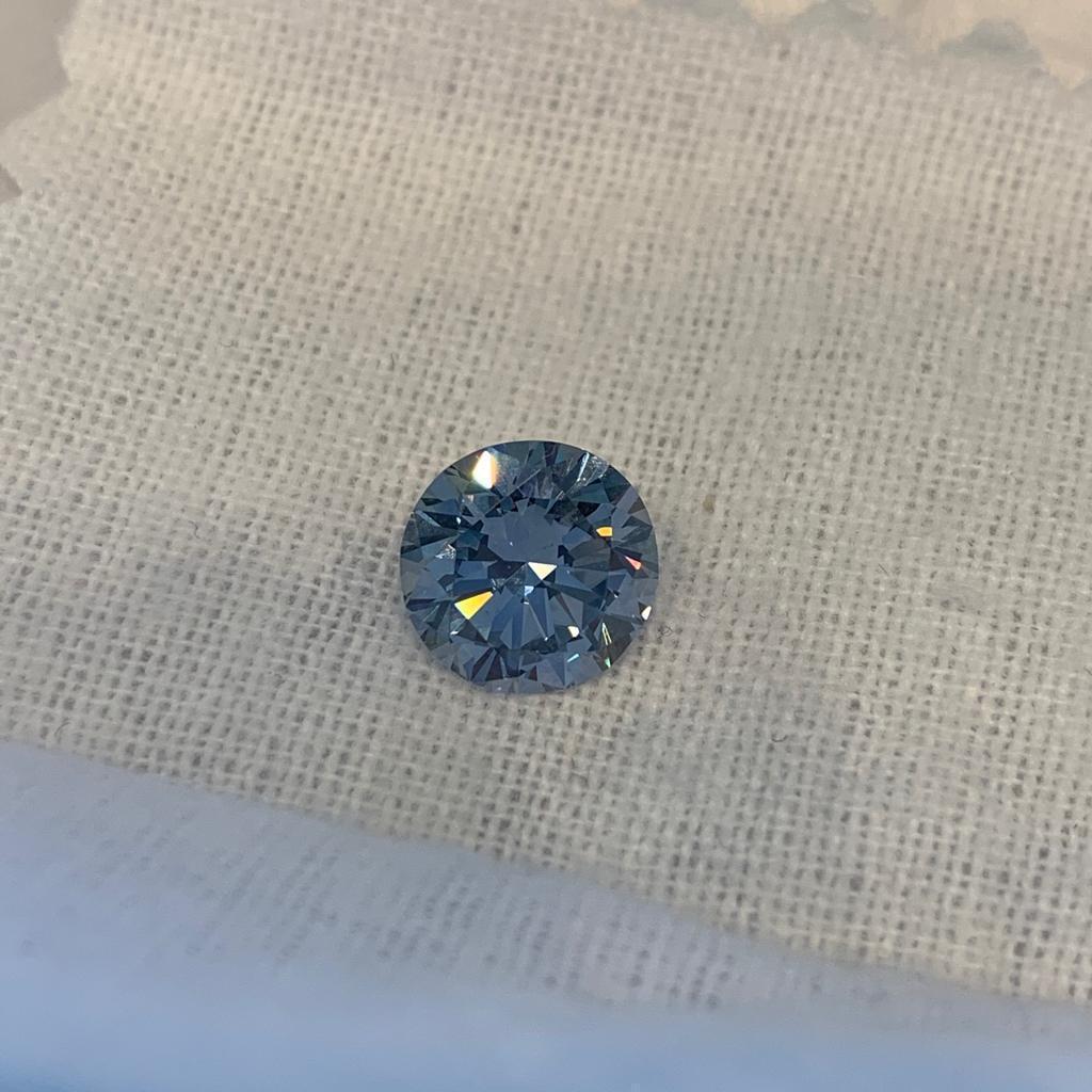 fancy coloured blue diamonds for sale