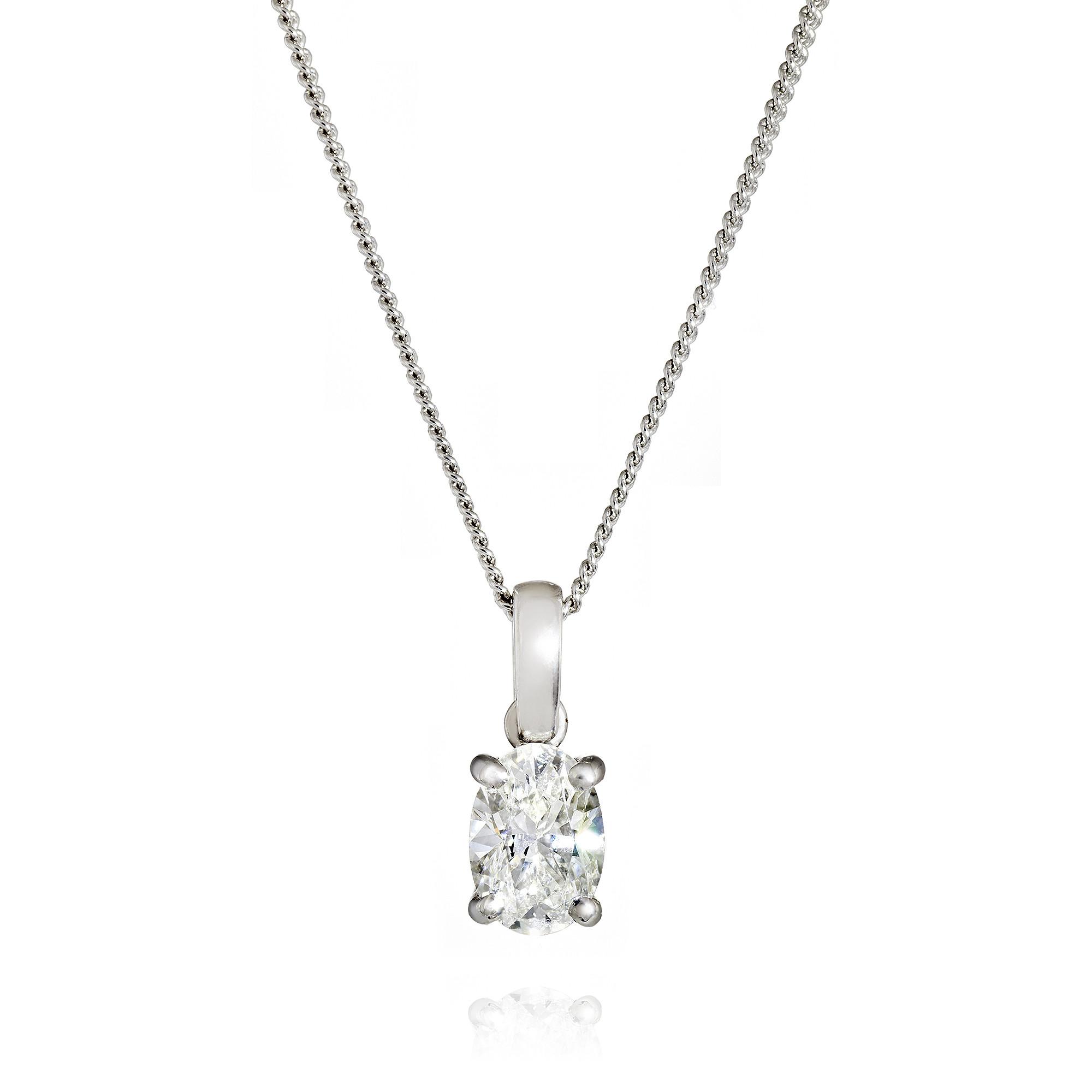 diamond pendant London