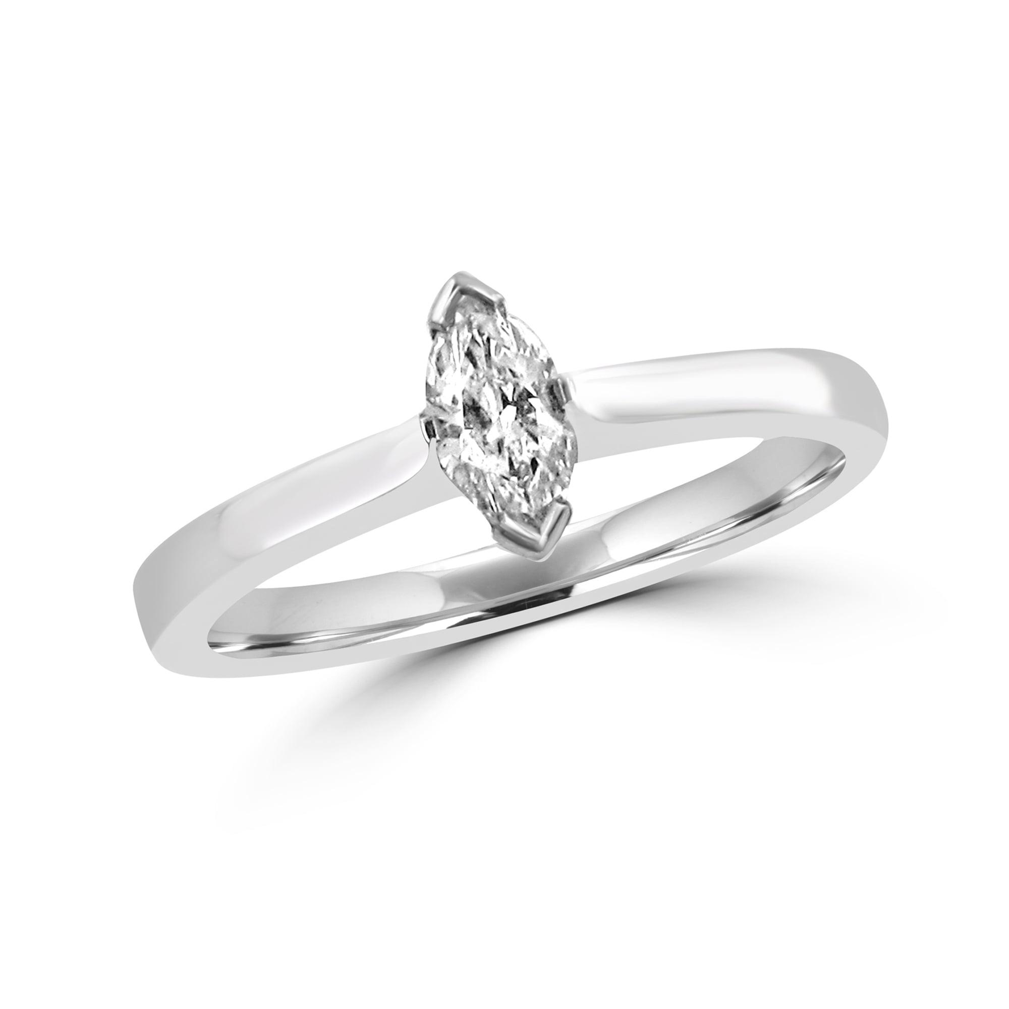marquise diamond engagement ring london