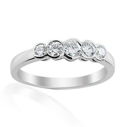 rubover engagement ring london
